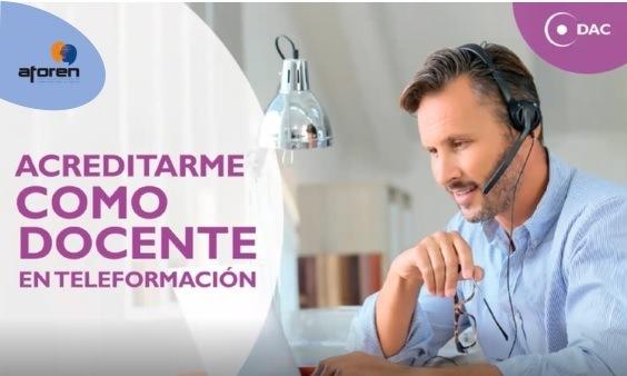 """""""Nh ACREDITARME  COMO DOCENTE  EN TELEFORMACION"""