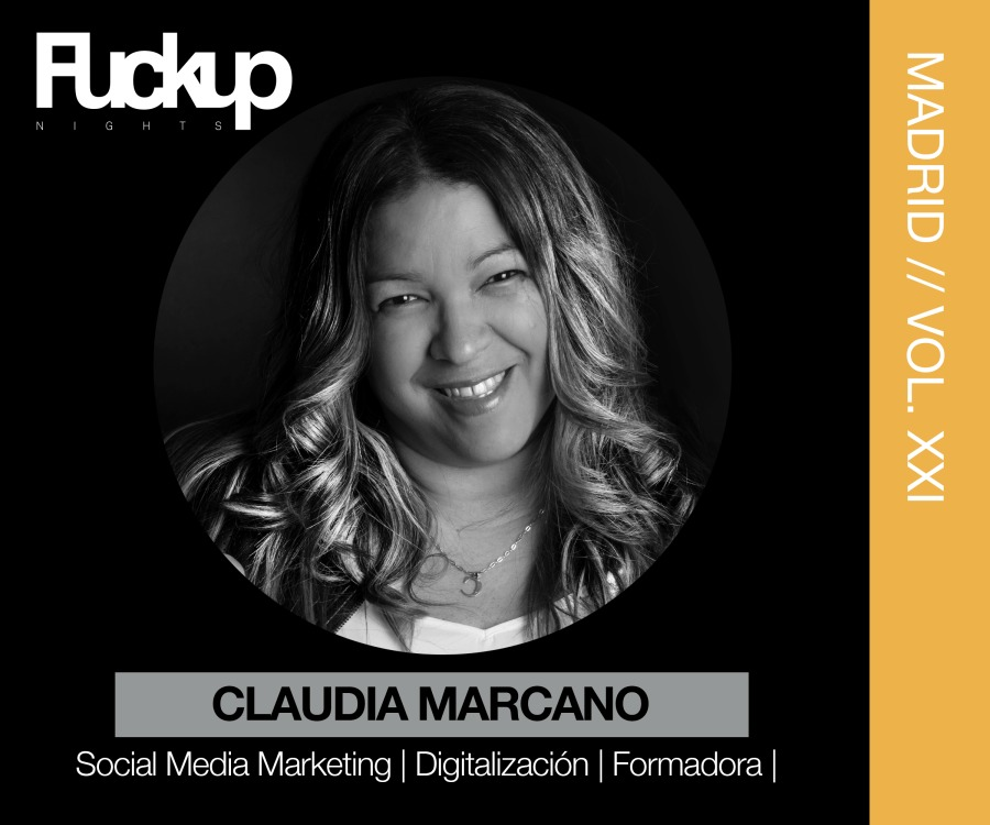 CLAUDIA MARCANO  Social Media Marketing   Digitalizacion   Formadora  