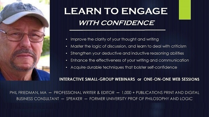 LEARN TO ENGAGE WITH CONFIDENCE