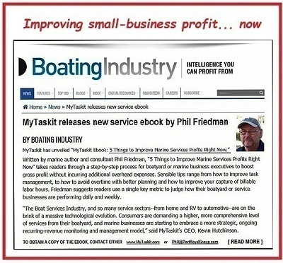 Improving small-business profit... now  irs Aid bry]