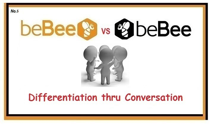 Differentiation Thru Conversation: BeBee and the Quest for Market Share