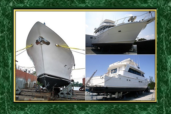 Golden Advice for Successful Yacht Refits