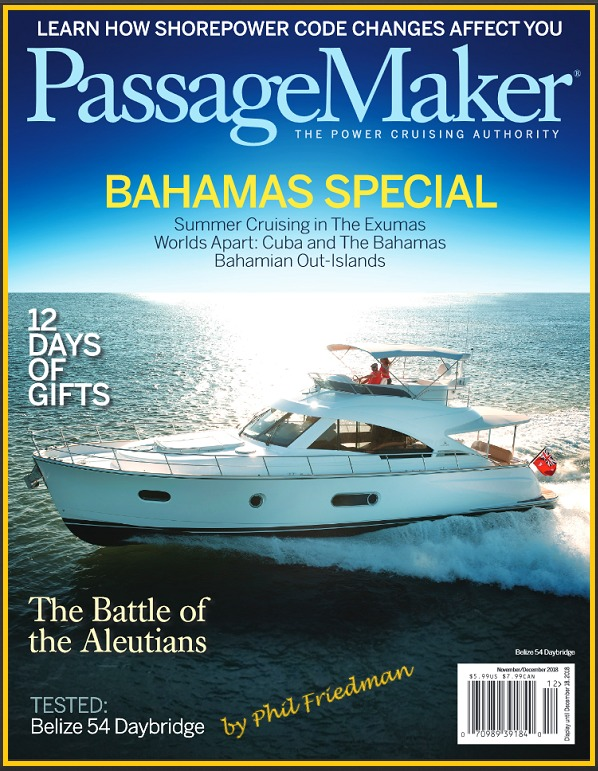It's Good To Be Back Testing and Reviewing Yachts for Major Magazines