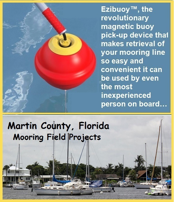 MARTIN COUNTY, FLORIDA SAYS MANAGED MOORING FIELDS ARE BENEFICIAL ...