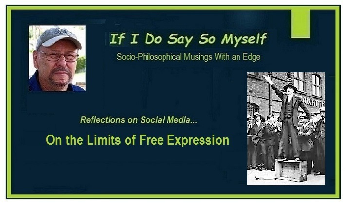 On the Limits of Free Expression