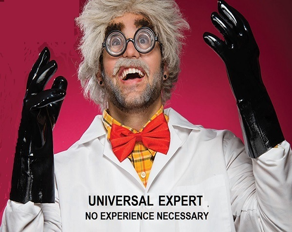 UNIVERSAL EXPERT J A R NO EXPERIENCE NECESSARY