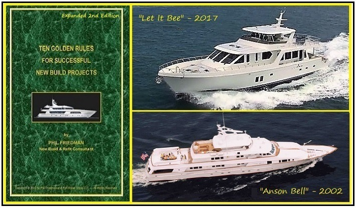 Ten Golden Rules for Successful Yacht Build Projects - 2nd Edition