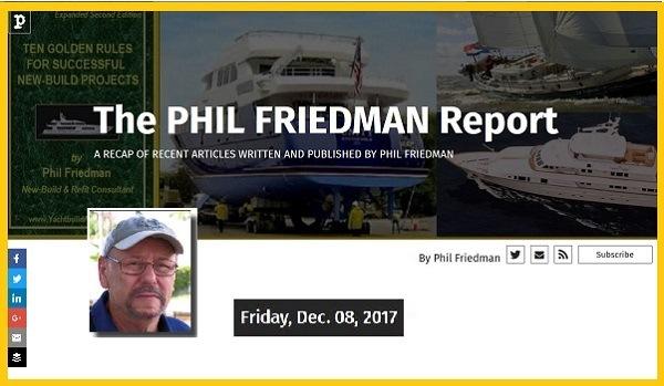 The PHIL FRIEDMAN Report