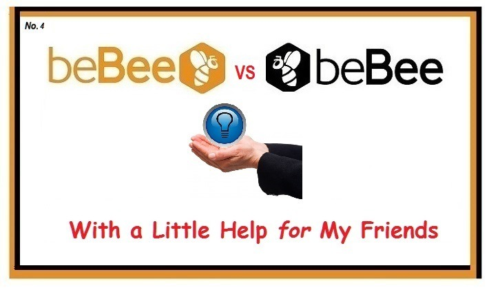 With a Little Help for My Friends...» @beBee @  ~4  With a Little Help for My Friends