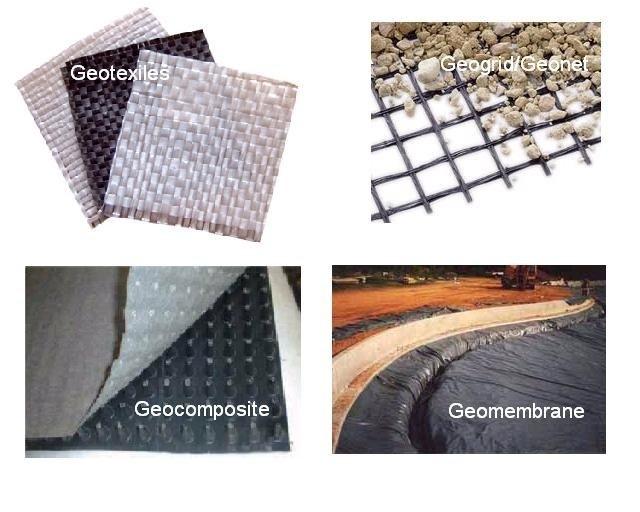 Geocomposite * Geomembrane