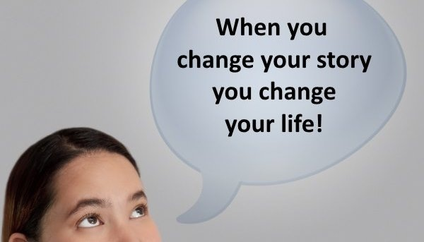 ry}  When you change your story you change your life!
