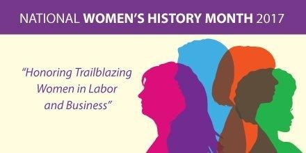 Women's History Month: She Made the U.S. Senate 'A Place Where Women Belong'NATIONAL WOMEN'S HISTORY MONTH 2017