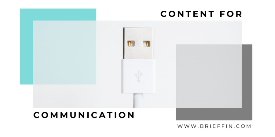 CONTENT FOR    COMMUNICATION  WWW BRIEFFIN.COM