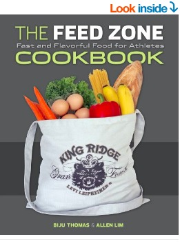 """The Feed Zone CookbookTHE FEED ZONE (alele]'{=]=]""""d"""