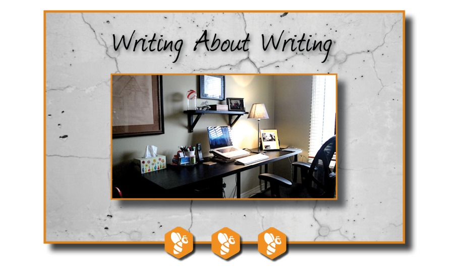 The Blank Page: Friend Or Foe?% Whiting About Wiking  Ll = de  (= TE