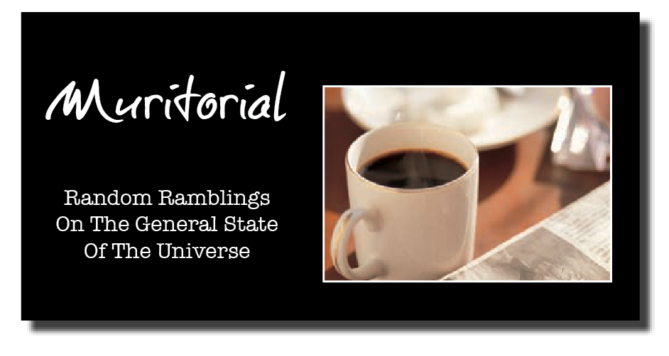 Vac ar)  Random Ramblings On The General State Of The Universe