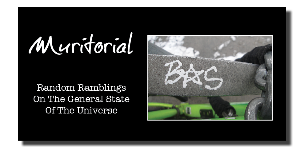 aca)  Random Ramblings On The General State Of The Universe