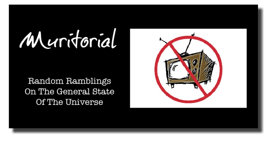 The No-News DietNace  Random Ramblings On The General State Of The Universe