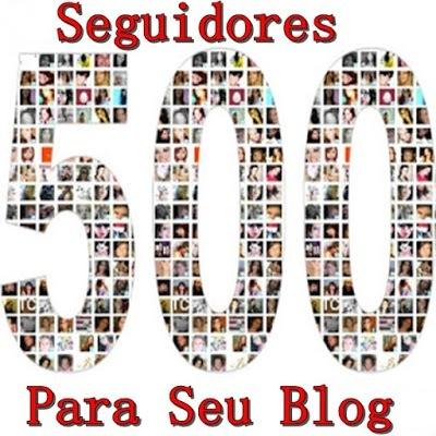 "Seguidores  ASE                        308 and ve Bir IR eer an uJ       VOCE ""am  Para Seu Blog"