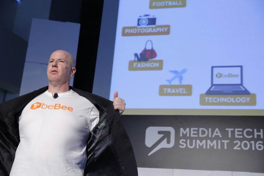 How the beBee social network aims to get you hiredMEDIA TECH<br /> SUMMIT 2016