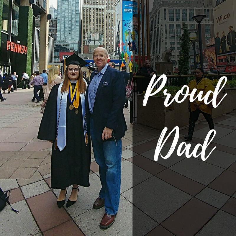 My Daughter Just Graduated and Why I think She Needs a Powerful Personal Brand