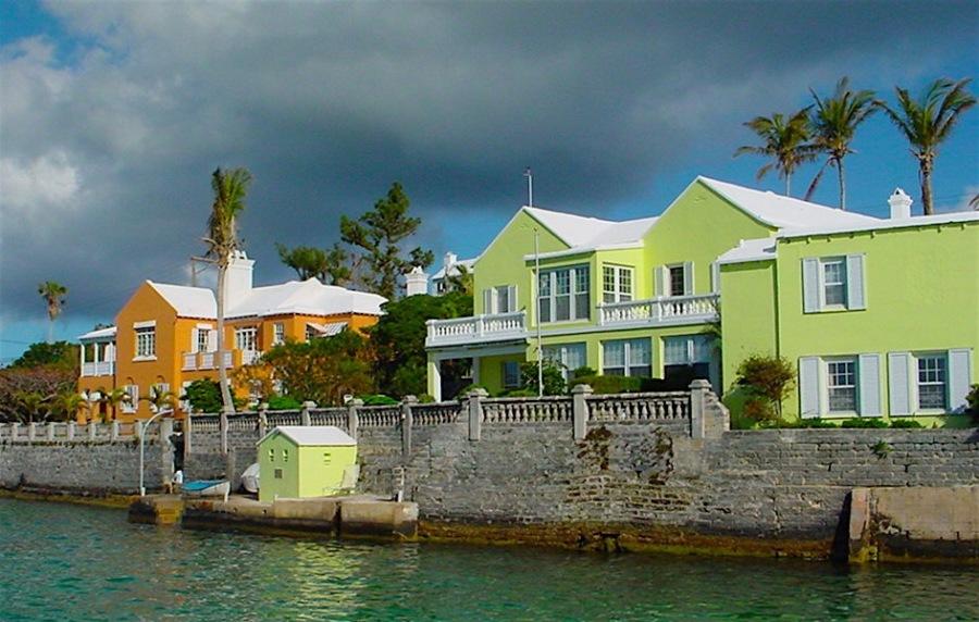 Falling Short in Bermuda