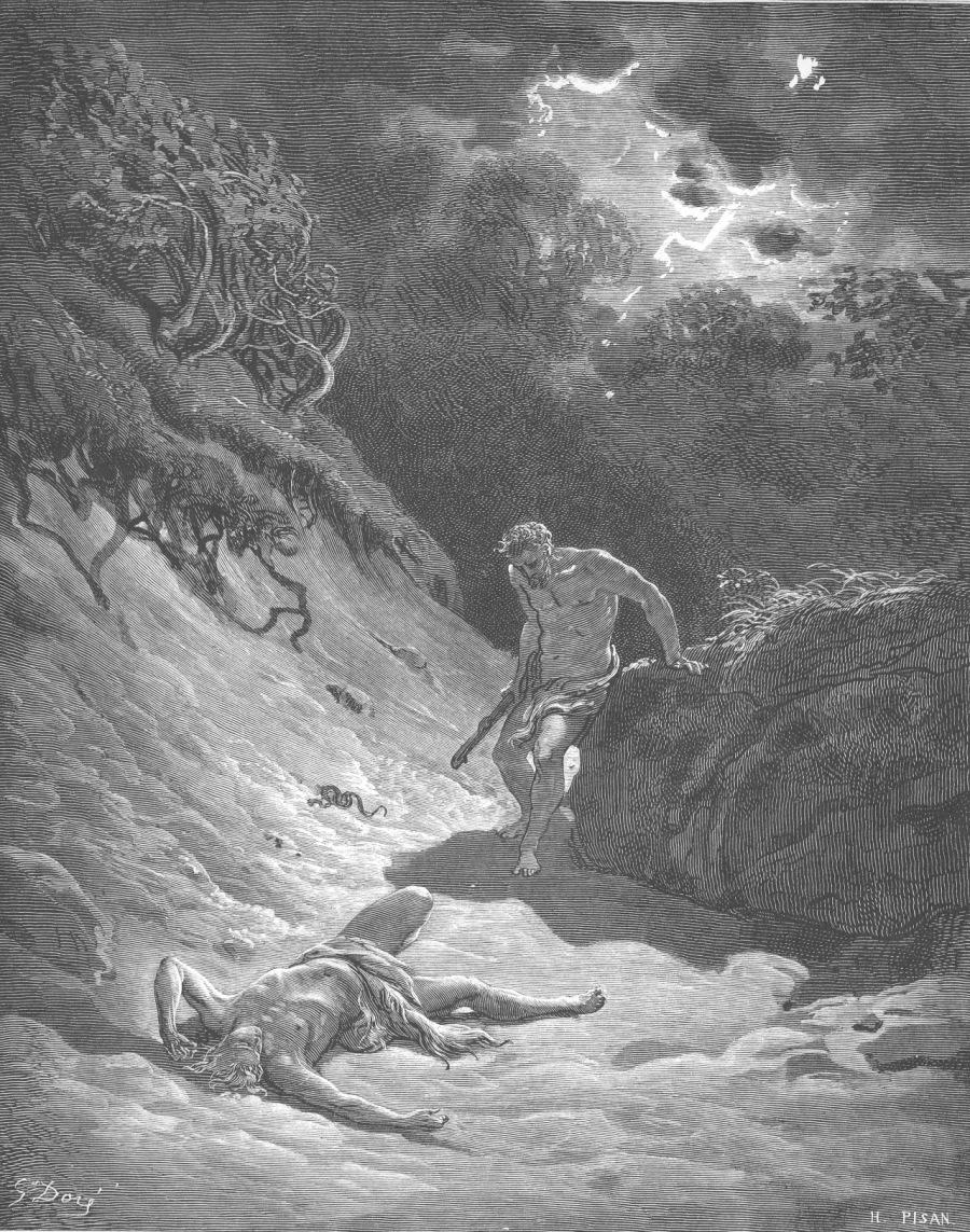 Killing Abel – A Simple Case of Fratricide