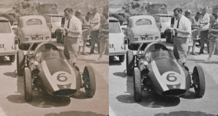 Those Magnificent Men in their Racing Machines<ul