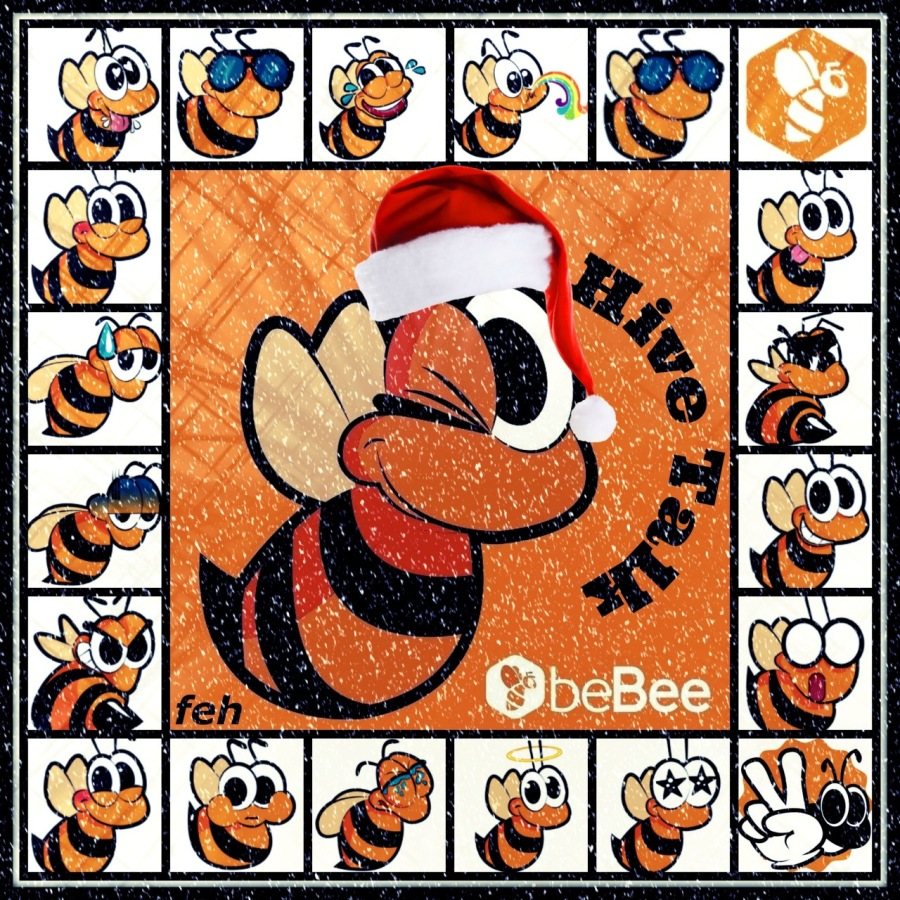 Hive🐝Talk - Holiday Edition - December 19, 2018