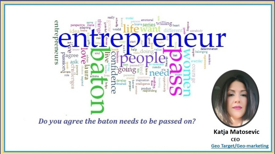 @  Do you agree the baton needs to be passed on?  Heather R. Younger, J.D. Founder & CEQ, Customer Fanatix