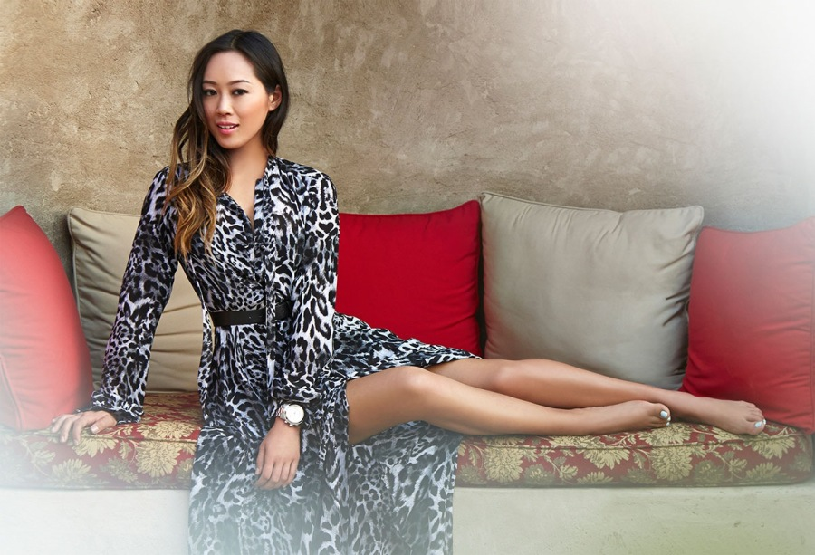 Aimee Song, A Fashion Influencer To Know