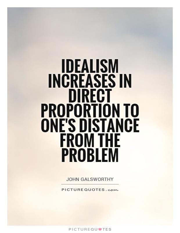 Is Realism Dead?IDEALISM