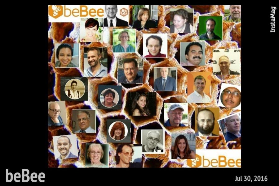 My World of Bees, Buzzes & Honey - beBeeJul 30, 2016