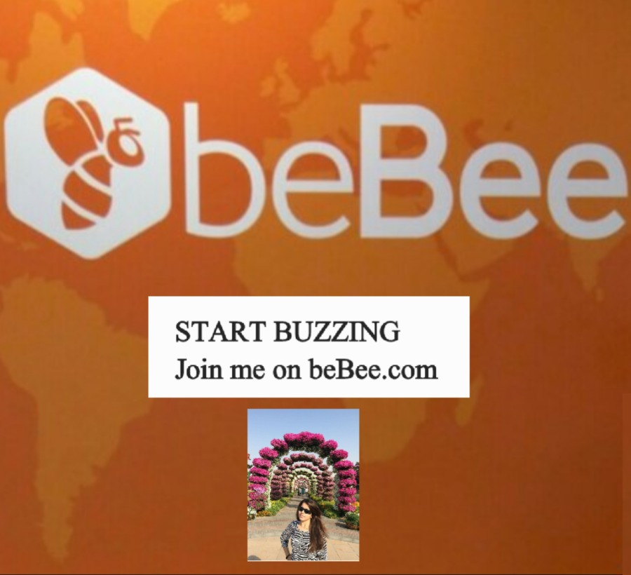 Rise Above ; Stand Strong Stand Still. | 4 EL START BUZZING Join me on beBee.com  7  Em 2)  y iE