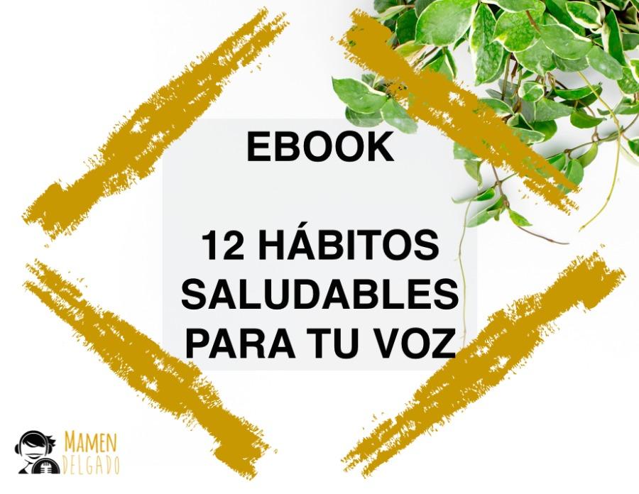 5  12 HABITOS  SALUDABLES _..  PARA TU VO