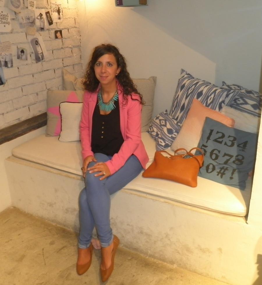 """Entrevista beBee a Isabel Díaz Durán: """"Si tuviera que elegir una sola cosa de beBee sería la gente""""."""