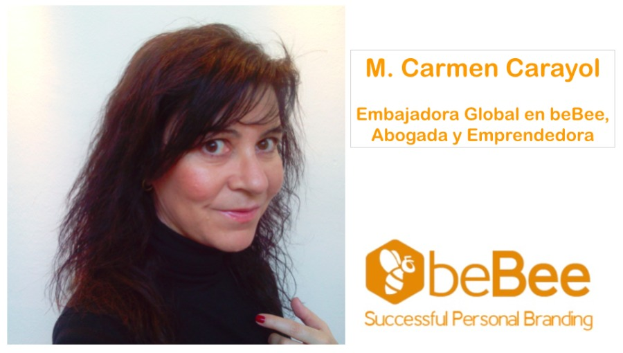 """Entrevista beBee con M. Carmen Carayol: """"beBee me enriquece, encuentro a personas como yo que se dedican a otras cosas"""""""