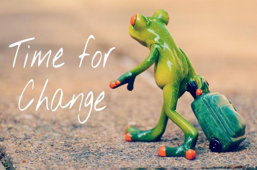 Battling Change and Sameness