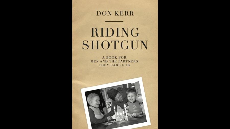 DON KERR  RIDING SHOTGUN