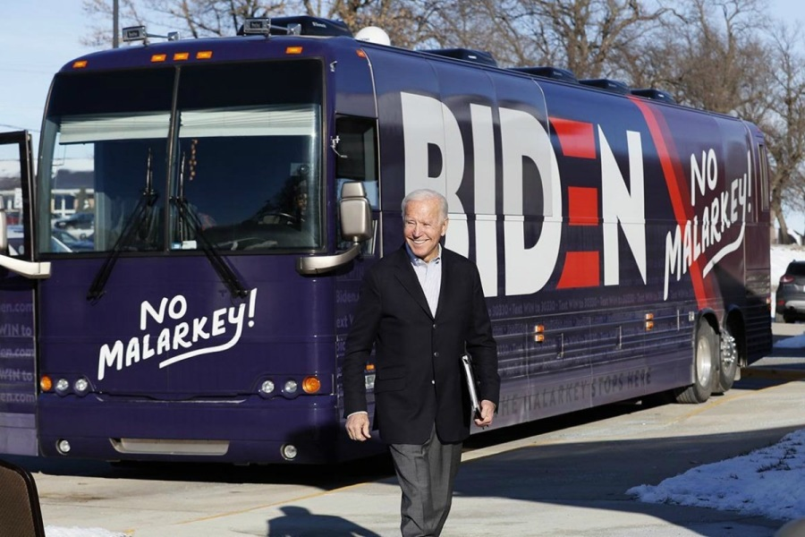 Biden Campaign Works To Attract Young Voters