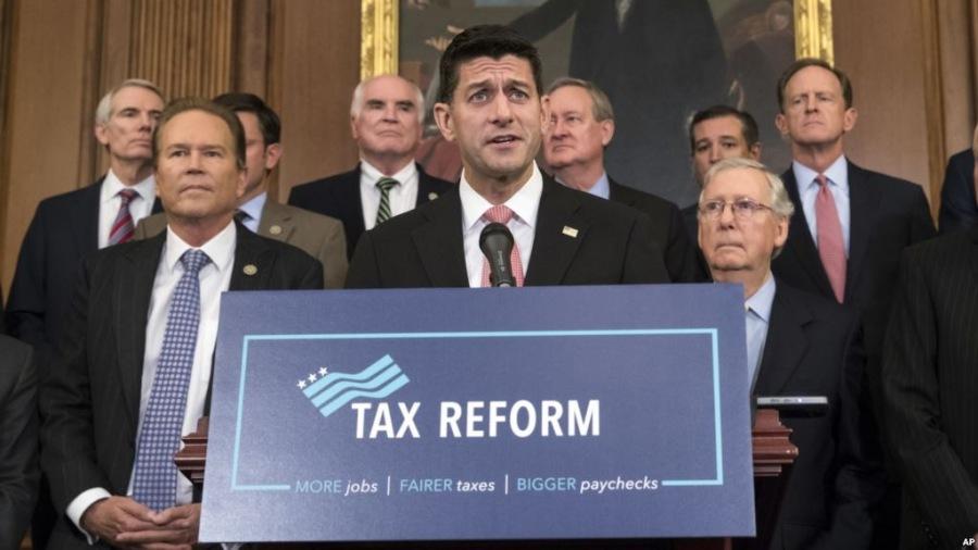 GOP Re-Branding Tax Cut Bill