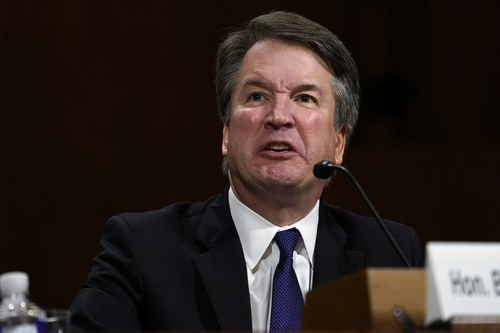 KAVANAUGH WILL BE INVESTIGATED, THANKS TO TRUMP