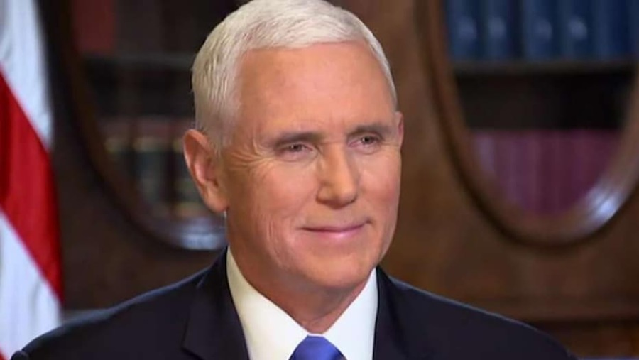 """PENCE ASKS TRUMP NOT TO BE """"HANGED LIKE A DOG"""""""
