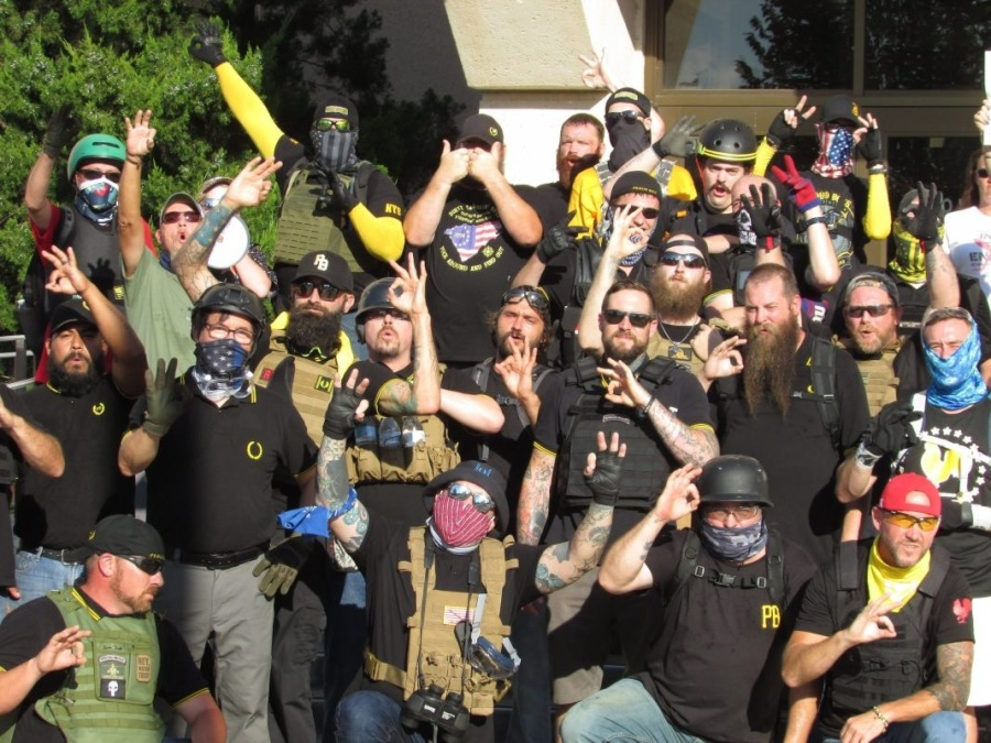 Proud Boys Confess They Crave Meaningful Relationships And Intimacy