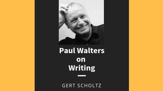 Paul Walters LL} Writing