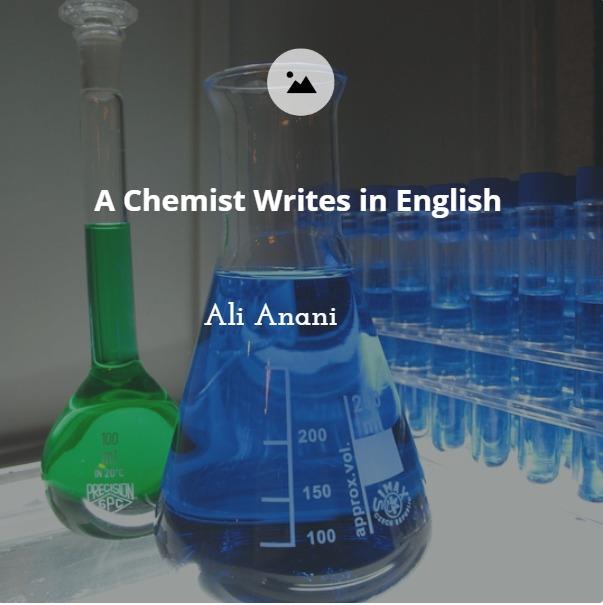 A Chemist Writes in English