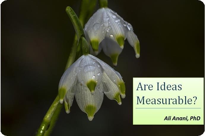 Are Ideas Measurable?
