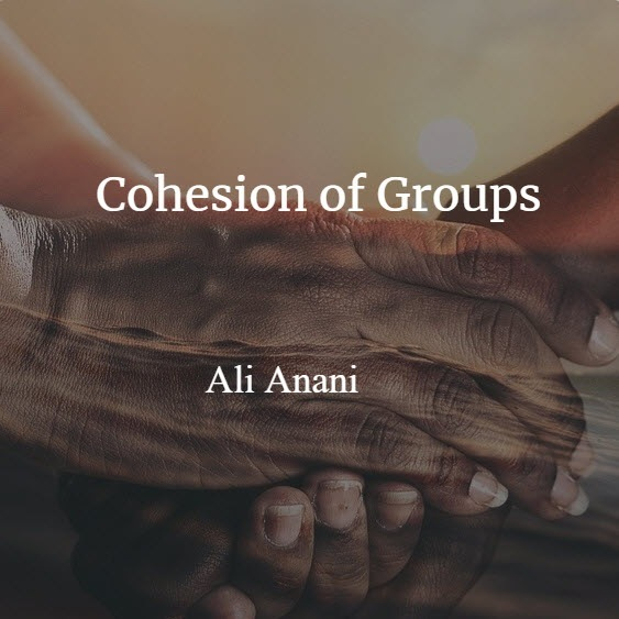 Cohesion of Groups