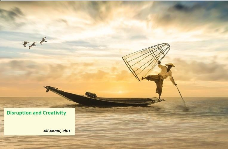 Creativity from Disruption
