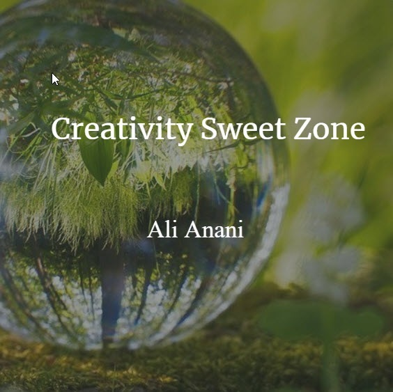 Creativity Sweet Zone